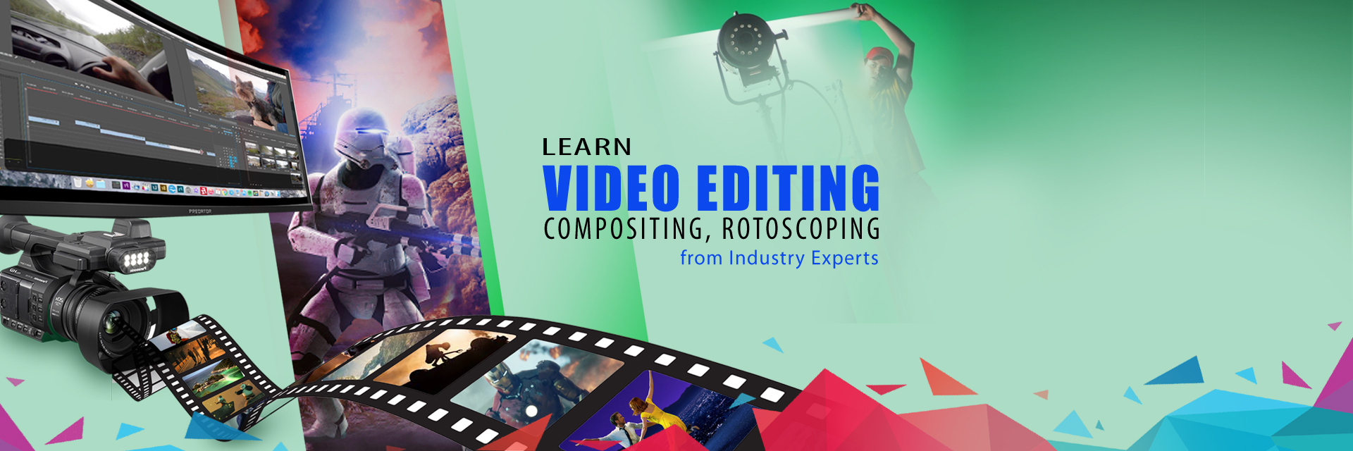 Editing and compositting training in kolkata