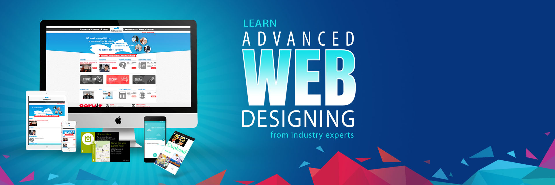 Learn Advance Web Designing courses in kolkata